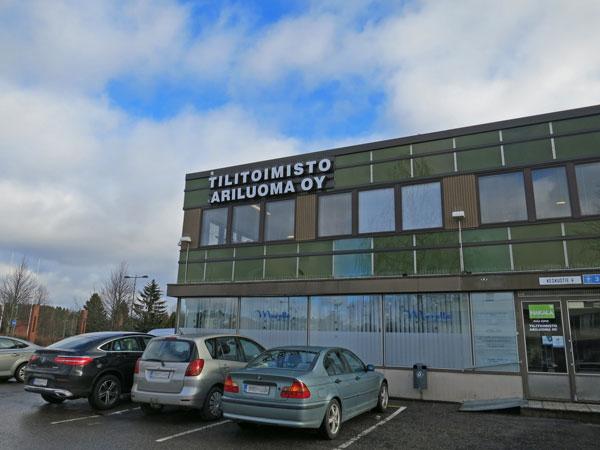 Tilitoimisto Ariluoma Keskustie 4, 01900 Nurmijärvi